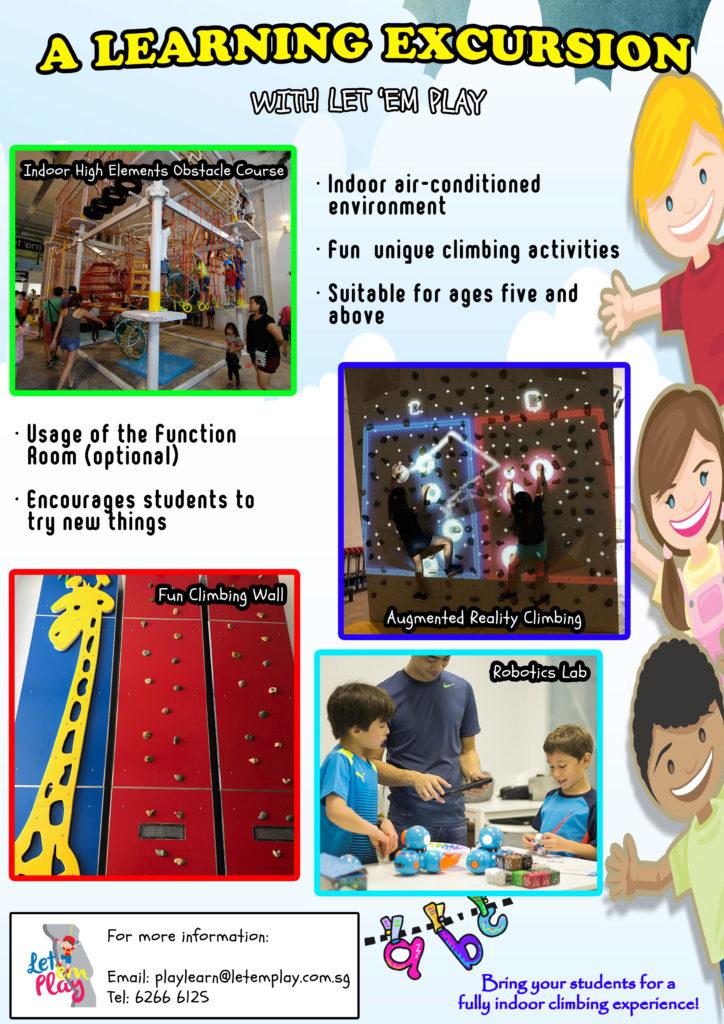 PRE SCHOOLS Learning Journey