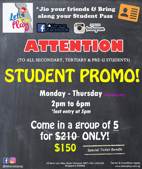deals for student pass