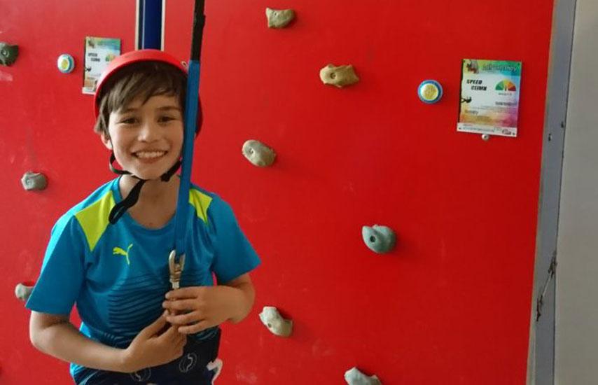 Fun Climbing Walls